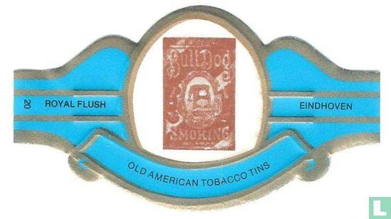 Royal Flush - Old American Tobacco Tins 20
