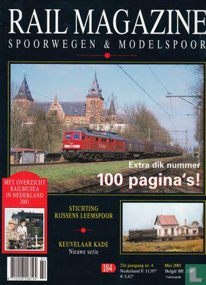 Rail Magazine 184