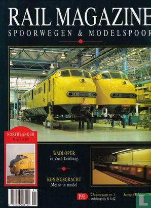 Rail Magazine 191