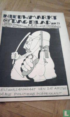 Nieuwmarkt dagblad 21