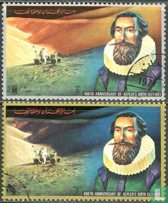 Ajman - 400th birthday of Johannes Kepler