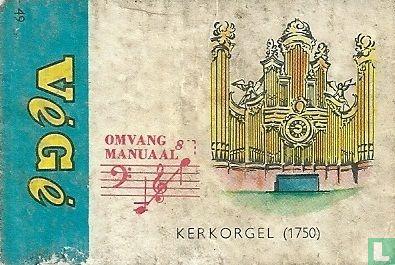 Kerkorgel (1750)