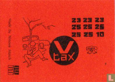 Vtax telefoonnummers