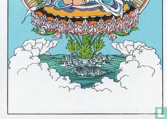 Fun Stickers - Wiske - De parel in de Lotusbloem