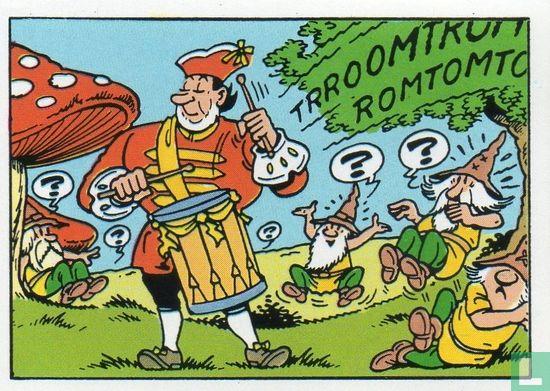 Fun Stickers - Jerom - De toffe Tamboer