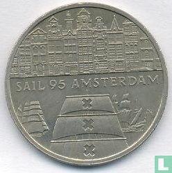 "2 Ecu Sail Amsterdam 1995 ""Amsterdam"" - Afbeelding 1"