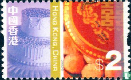Hongkong - Contrasten