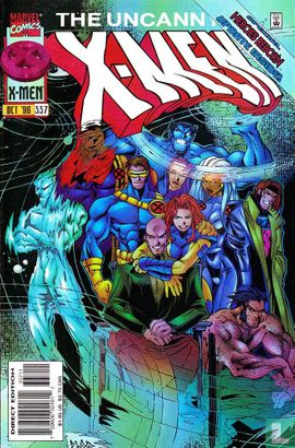 X-Men - The Uncanny X-Men 337