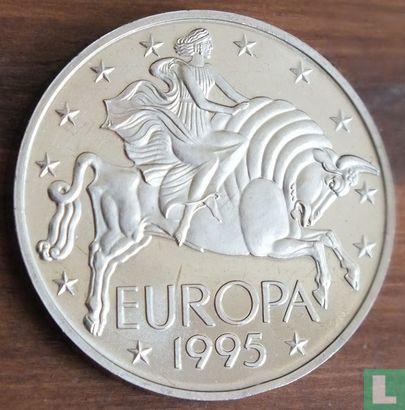 Europa euro-ecu 1995 (koper-nikkel) - Afbeelding 1