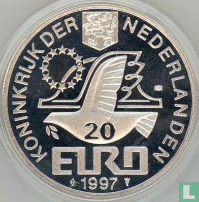 "Nederland 20 Euro 1997 ""Johan van Oldenbarnevelt"" - Afbeelding 1"