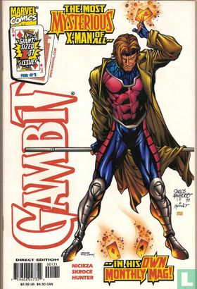 Gambit - Gambit 1