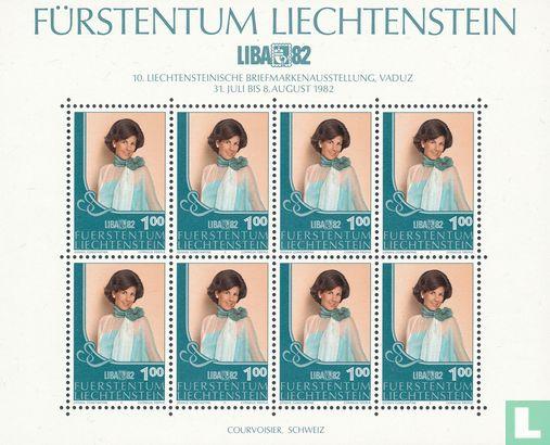Liechtenstein - LIBA 82