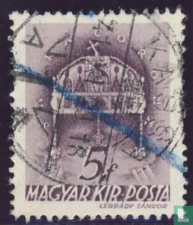 Hungary - Crown of St. Stephen
