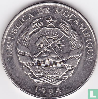 Mozambique - Mozambique 500 meticais 1994