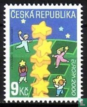 Czechia - Europa – Tower of stars