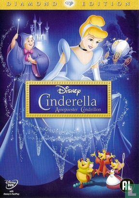 DVD - Cinderella / Assepoester / Cendrillon