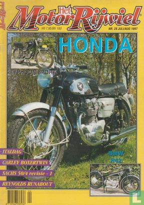 Het Motor Rijwiel 28 - Bild 1