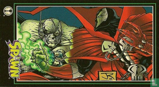 Spawn comics - When the going gets tough...