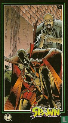 Spawn comics - Uncle Bobby