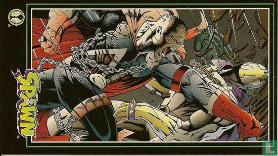 Spawn comics - Spawn vs. Redeemer, round two