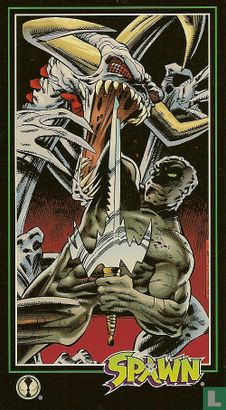 Spawn comics - Back on the attack