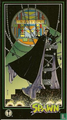 Spawn comics - Harry Houdini