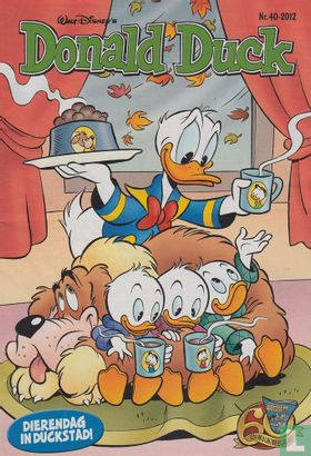 Donald Duck 40 - Image 1
