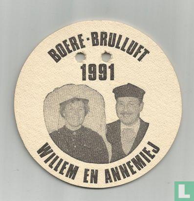 Netherlands (Holland) - boere brulluft 1991