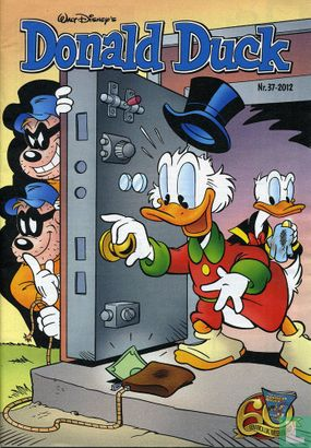 Donald Duck 37 - Image 1