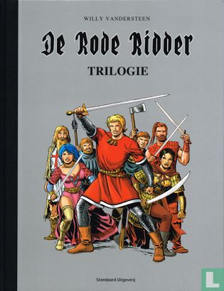 Red Knight, The [Vandersteen] - Trilogie [213 - 214 - 215]