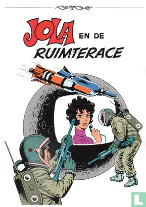 Jola en de ruimterace - Afbeelding 1