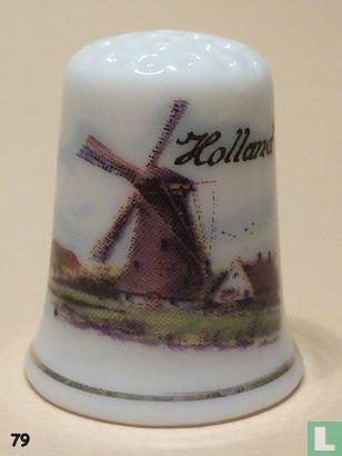 Marken (NL) - Molen