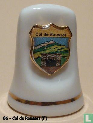 Col de Rousset (F)