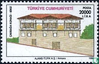 Türkei - Traditionelle Häuser
