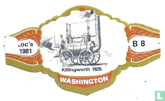 Washington - B8 - Killingworth 1825