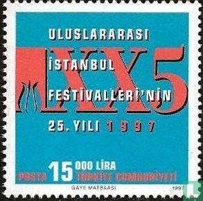 Türkei - 25 Jahre Istanbul Festival