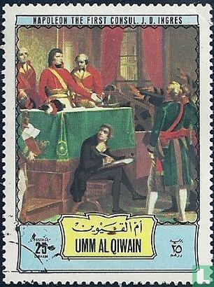 Umm al-Qaiwain - Napoleon