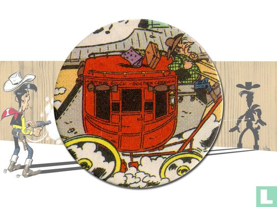Postkoets - Afbeelding 1