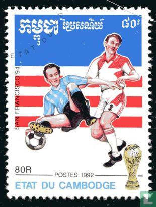 Cambodja - Wereldkampioenschappen voetbal