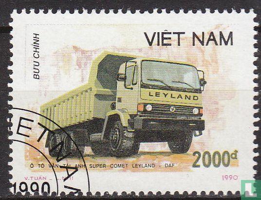 Vietnam - Truck