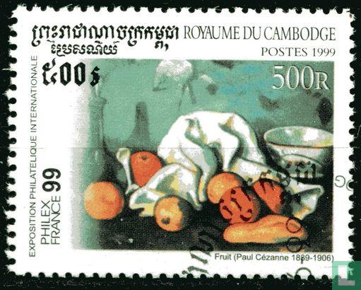 Cambodja - Philexfrance 99 - Afbeeldingen