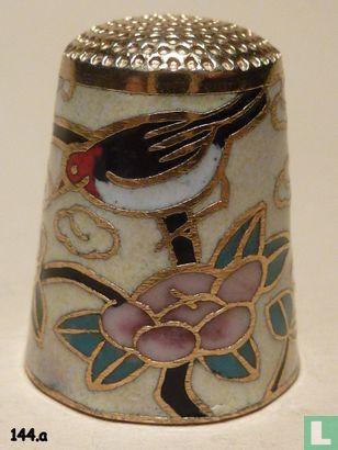 Vingerhoed - Cloisonné - Image 1