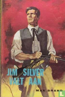 Jim Silver valt aan - Afbeelding 1
