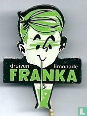 Franka Limonadefabriek (J. Drijver) - Schiedam - Franka druivenlimonade [groen]