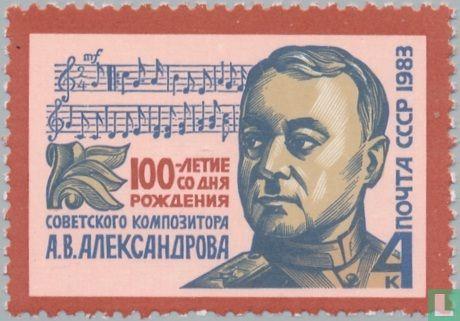 Soviet Union - Alexandrov