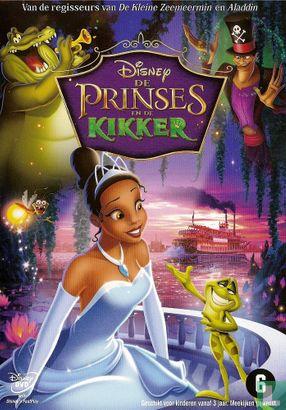 DVD - De prinses en de kikker