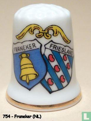 Wapen 2x - Franeker - Friesland