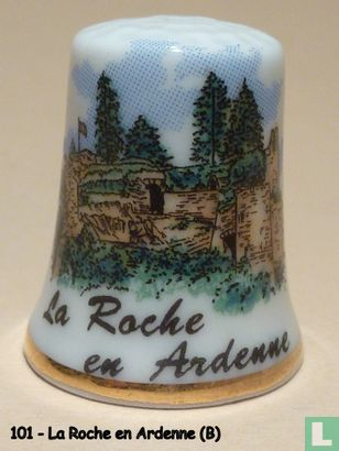 La Roche (B) - Kasteel Ruïne