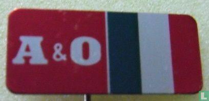 Vlaggen - A&O (Italië)