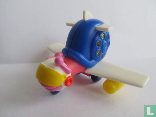 Ferrero - Slak vliegtuig